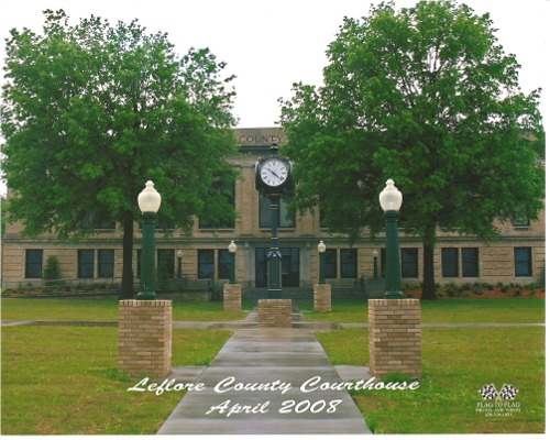 LeFlore County Courthouse